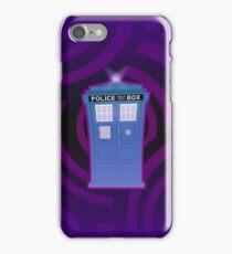 TARDIS Friend iPhone and iPod Case iPhone Case/Skin