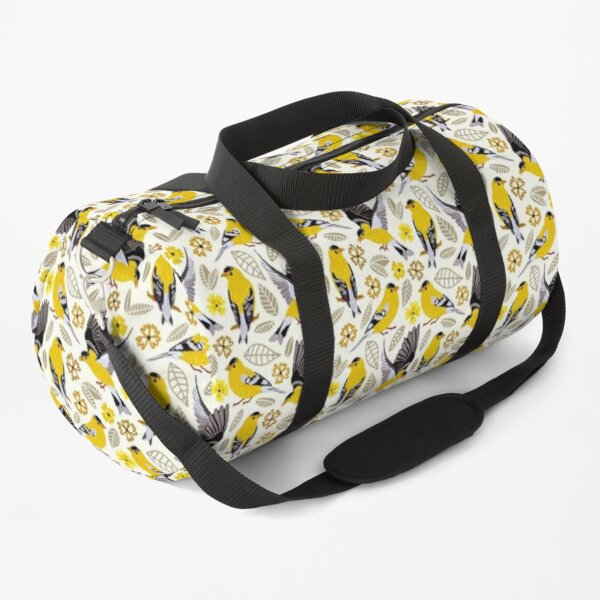 Goldfinches  Duffle Bag