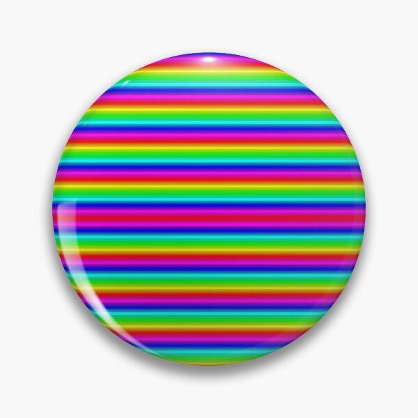 Psychedelic Hypnotic Visual Illusion Pin