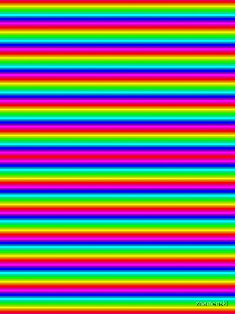 Psychedelic Hypnotic Visual Illusion by znamenski