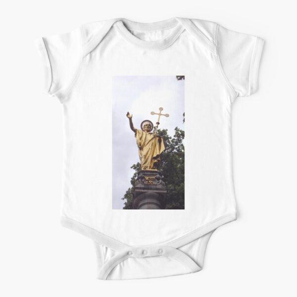 St Paul@St Paul's Short Sleeve Baby One-Piece