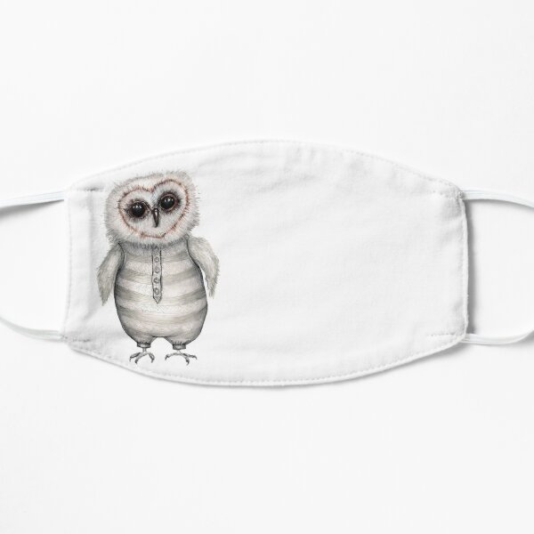 Ollie the owl chick Mask