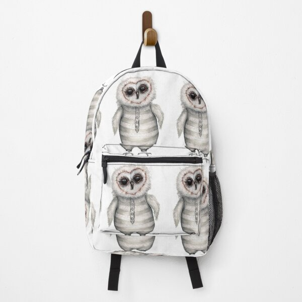 Ollie the owl chick Backpack