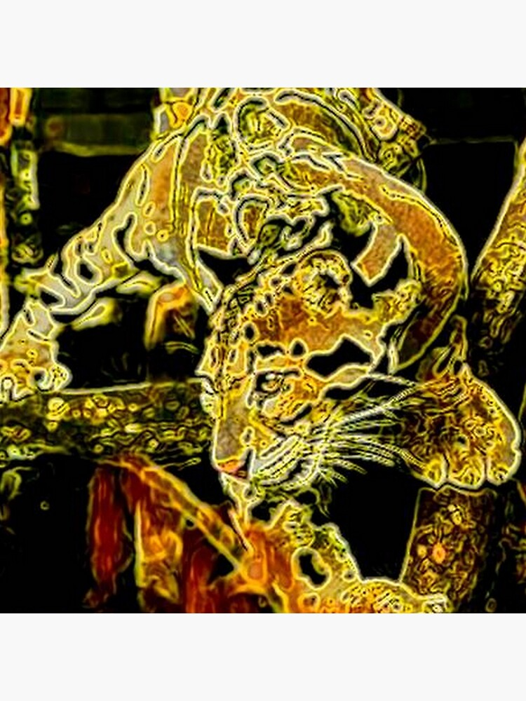 GOLDEN LEOPARD by michaeltodd