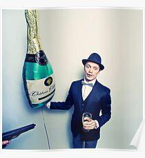 Champagne Mafia Poster
