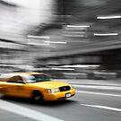 New York Taxiiiiiii by ChromaticTouch
