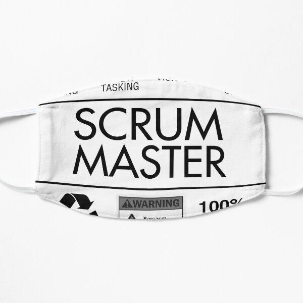 Scrum Master - Always on Fire Maske