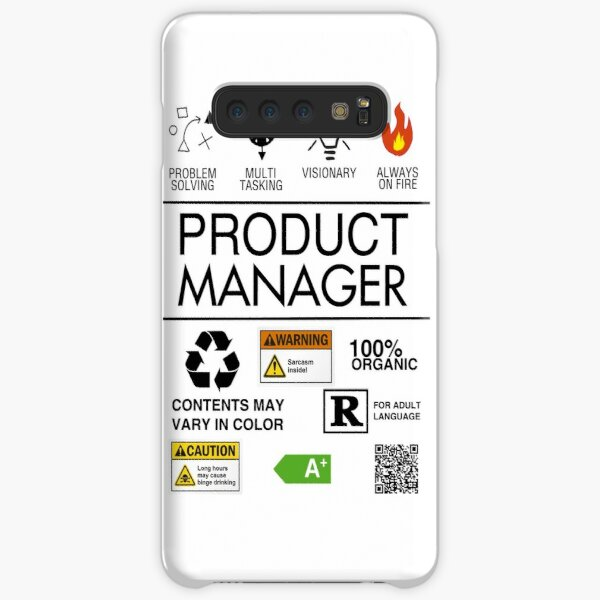 Product Manager Samsung Galaxy Leichte Hülle