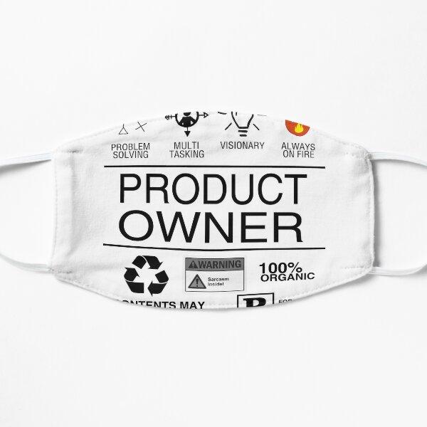 Product Owner Maske