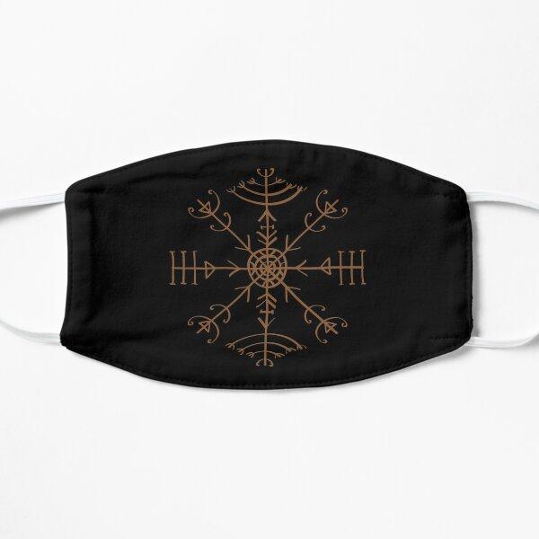 Veldismagn, Icelandic Bind Rune, Protection, Santé et bonne chance Masque sans plis