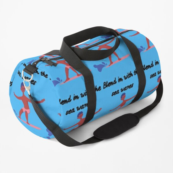 Blend in With the sea wares Duffle Bag