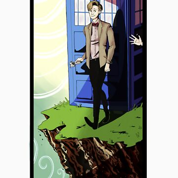 Eleventh Doctor- The Fool by lovelynobody