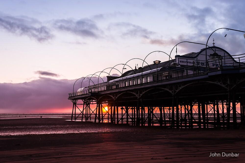 The Pavilion Sunrise by John Dunbar