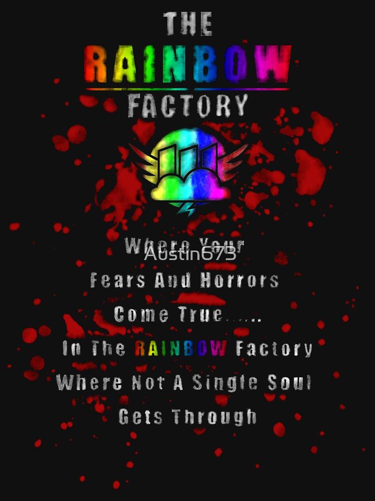 Rainbow Factory  | Unisex T-Shirt