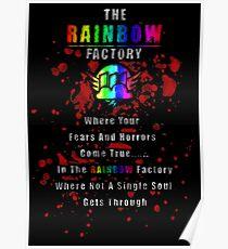 Rainbow Factory  Poster