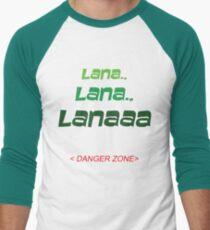 LANA - DANGER ZONE Men's Baseball ¾ T-Shirt