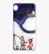 Santa Stop Here Case/Skin for Samsung Galaxy