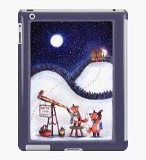 Santa Stop Here iPad Case/Skin