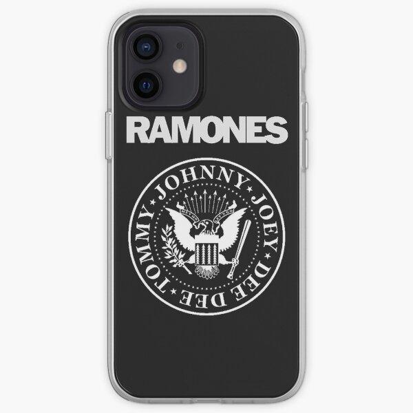 RAMONES  Coque souple iPhone