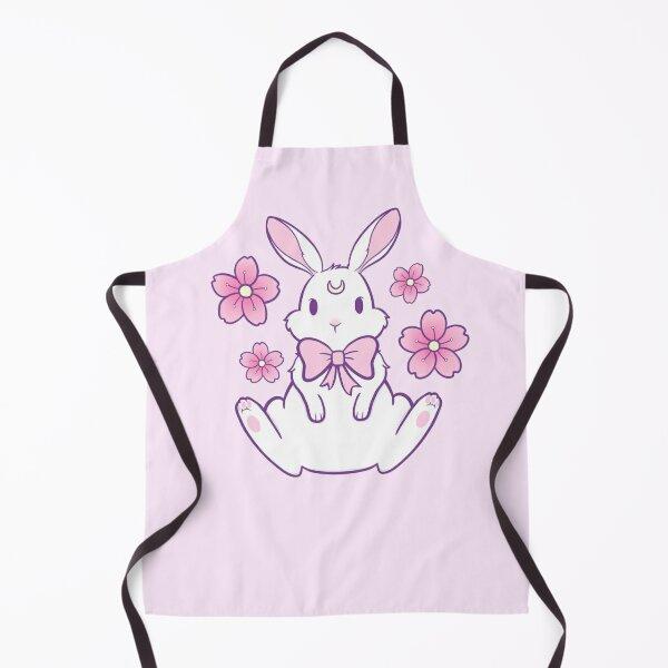 Sakura Bunny 02 Apron