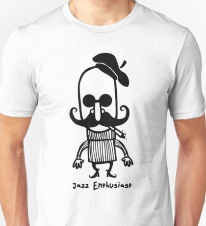 Jazz Enthusiast. T-Shirt