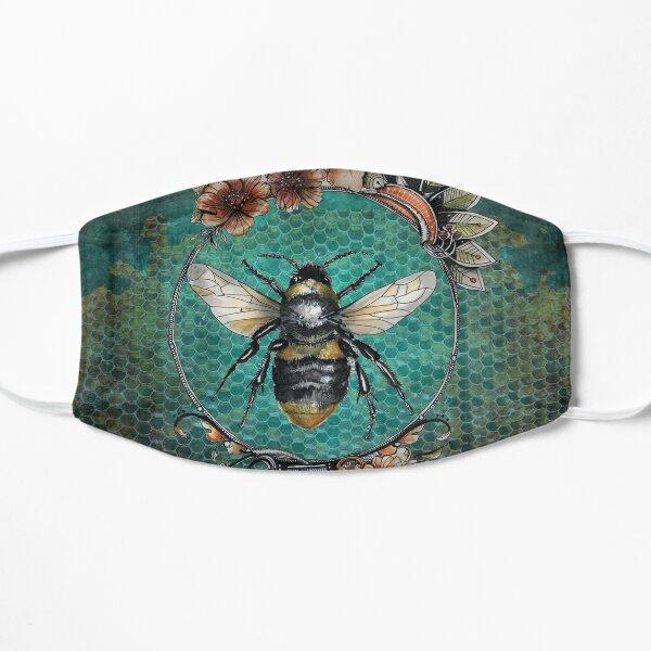 Bee queen  Flat Mask