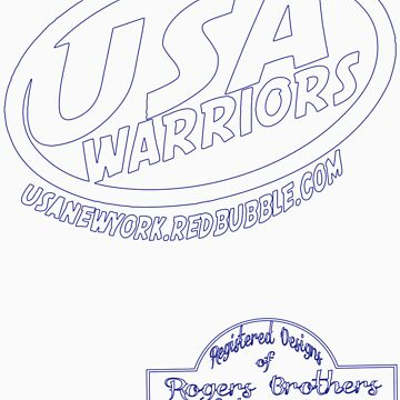 usa warriors indian by rogers bros by usanewyork
