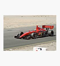 Indy Competition Photographic Print