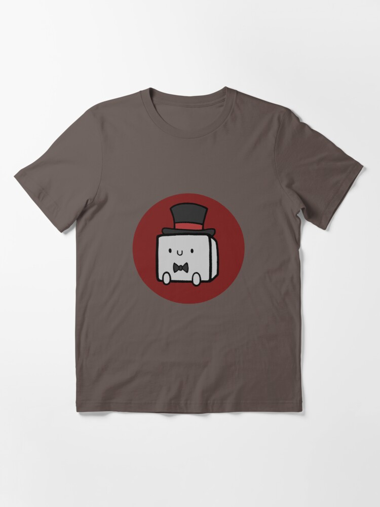 Alternate view of Pancake Comics shirt - 3 Essential T-Shirt