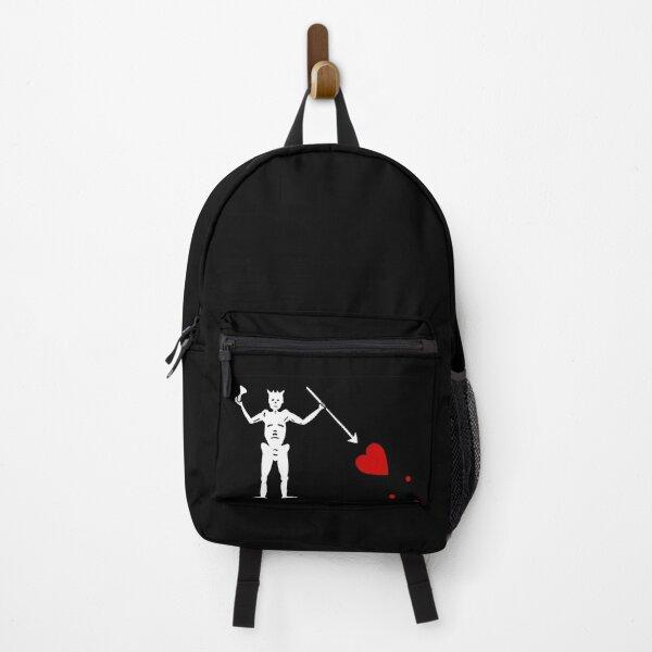 Pirate Flag - Blackbeard Backpack