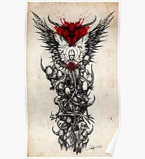 Demon Sleeve Poster