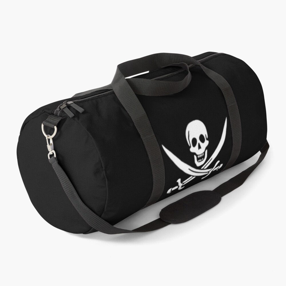 Pirate Flag - Calico Jack Duffle Bag