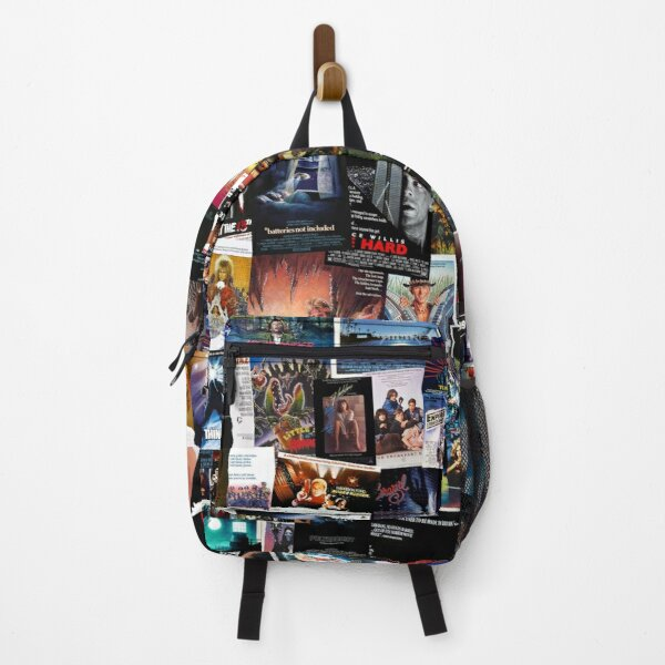 1980s Movie Posters Backpack
