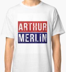 Arthur & Merlin Classic T-Shirt