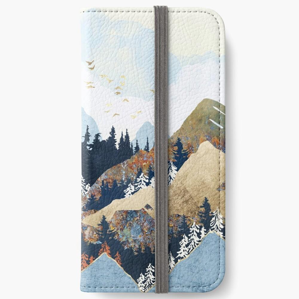 Spring Flight iPhone Wallet