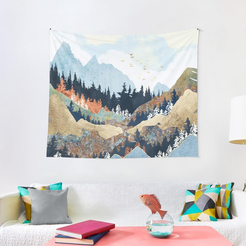 Spring Flight Tapestry
