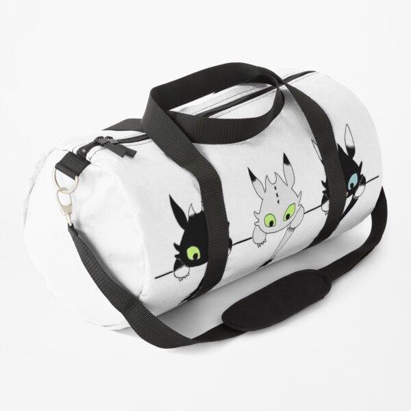 Toothless babies Duffle Bag