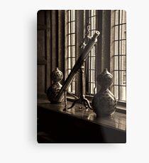 Telescope Metal Print