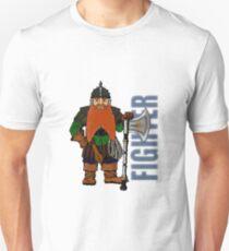 Dwarf Fighter Unisex T-Shirt