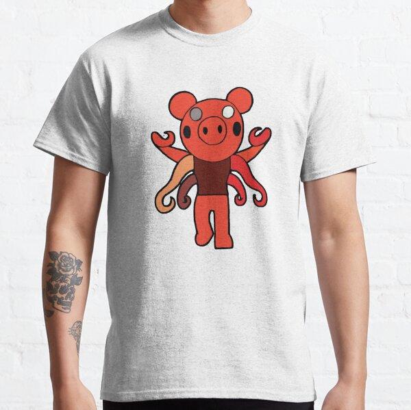 Billy Piggy Roblox Roblox Game Piggy Roblox Characters T Shirt