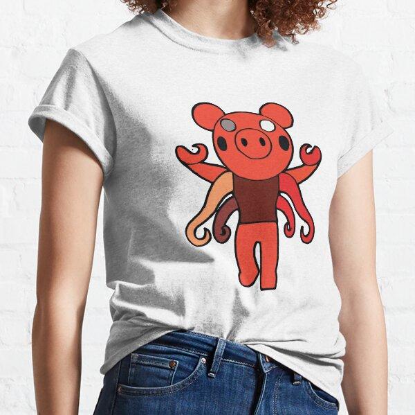 Piggy Roblox Costume T Shirts Redbubble