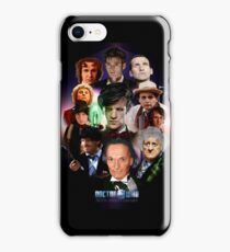 Doctor Who 50th Anniversary iPhone Cover iPhone Case/Skin