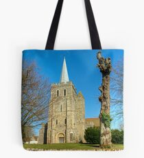 St Mary The Virgin Church,Minster-in-Thanet Tote Bag
