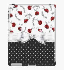 Little Ladybugs iPad Case/Skin