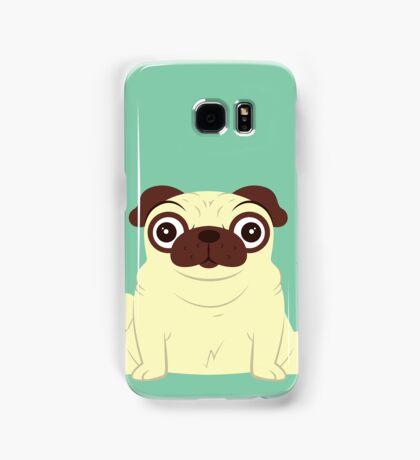 Pug Samsung Galaxy Case/Skin