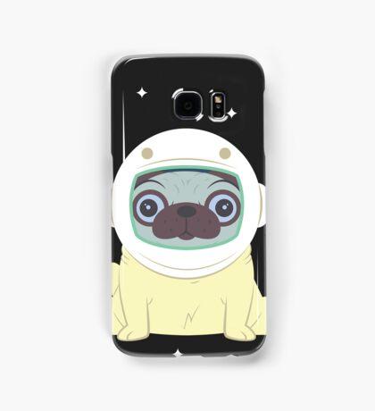 Pug in Space Samsung Galaxy Case/Skin