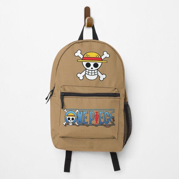 Anime Pirate King Flag   Backpack