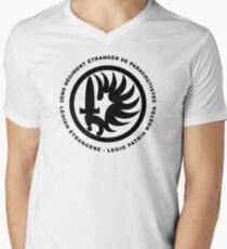 Foreign Legion 2 REP Men's V-Neck T-Shirt
