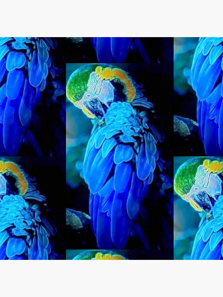 PARROT IN PARADISE by michaeltodd