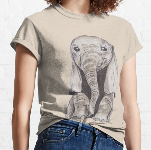 Baby Elephant Classic T-Shirt